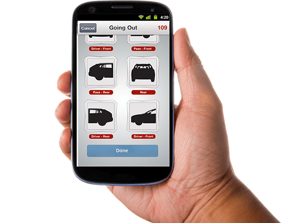 DAMAGE iD - Vehicle Damage Inspection App & Software | 10
